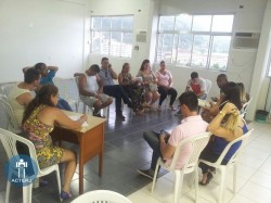 Reunião de Diretoria - Dezembro de 2014