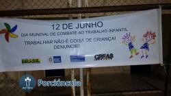 Dia Mundial de Combate ao Trabalho Infantil