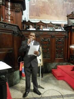 Cerimônia de Posse da ACTERJ - BIÊNIO 2013/2015