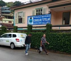 Visita ao Conselho Tutelar de São José do Vale do Rio Preto