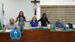 Reunião de Coordenação da Regional Leste Fluminense com o CMDCA de Tanguá e os Conselheiros Tutelares