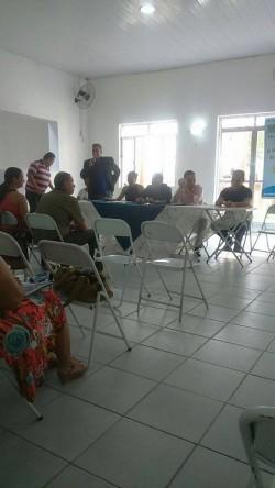 Encontro Regional de Conselheiros Tutelares em Valença