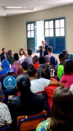 Seminário em alusão ao Dia Nacional de Combate ao Abuso Sexual contra Crianças e Adolescentes