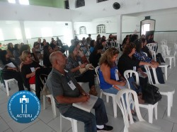 XIII Encontro da Regional Lagos de Conselheiros e Ex Conselheiros Tutelares do Estado do Rio de Janeiro