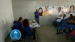IV Encontro da regional baixada Fluminense, no município de Duque de Caxias