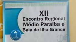 XII Encontro Regional Médio Paraíba e Baía de Ilha Grande