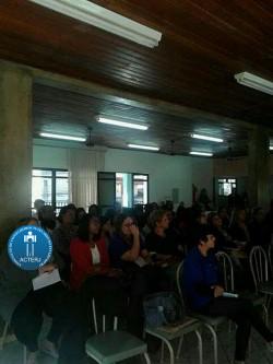 Seminário Regional Serrana II em São Sebastião do Alto