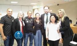 Reunião técnica da trigésima sexta assembleia do FCNCT em Brasilia